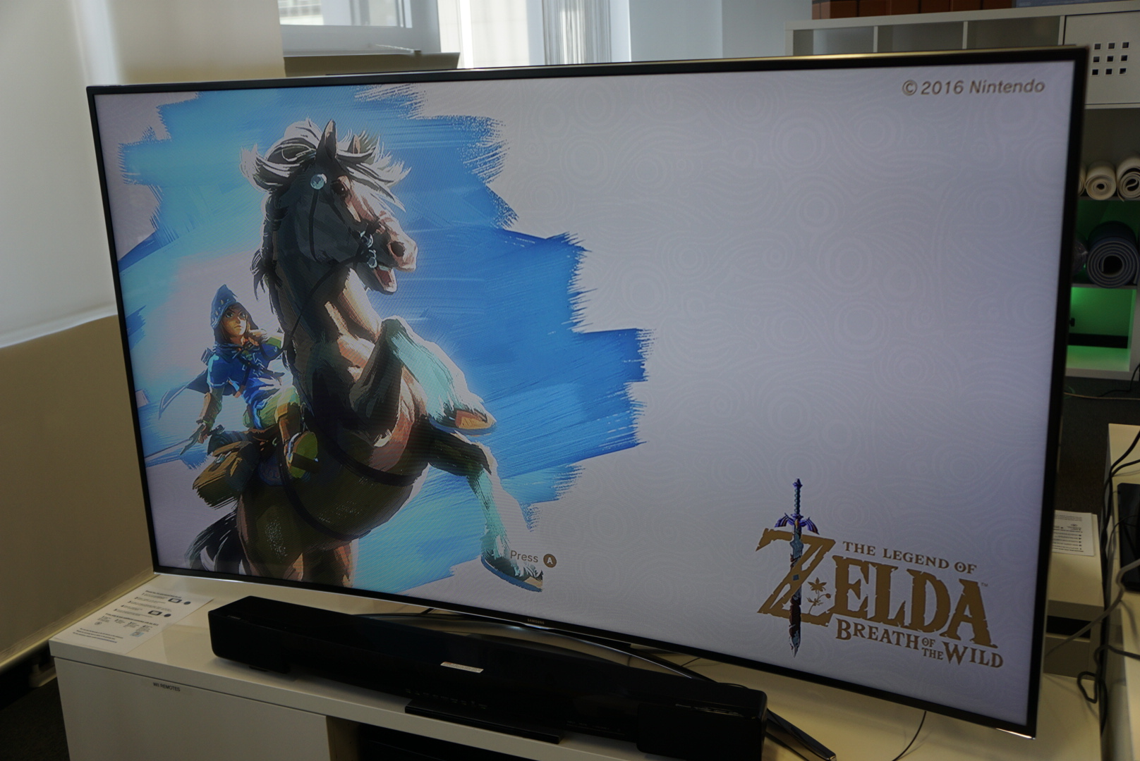 Anspielbericht: The Legend of Zelda - Breath of the Wild