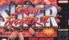 SNES Super Street Fighter II: The New Challengers