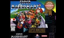 SNES: Super Mario Kart