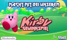 Nintendo und GCult laden zum Kirby Gewinnspiel ein!
